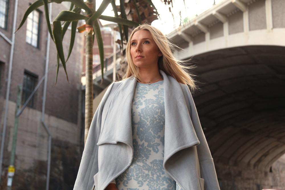 sheike powder blue margarita merkel the blonde avenue fashion week