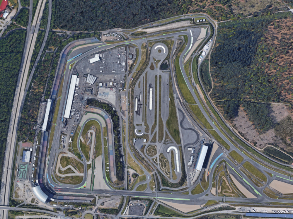Round One - Hockenheim-ring, Germany