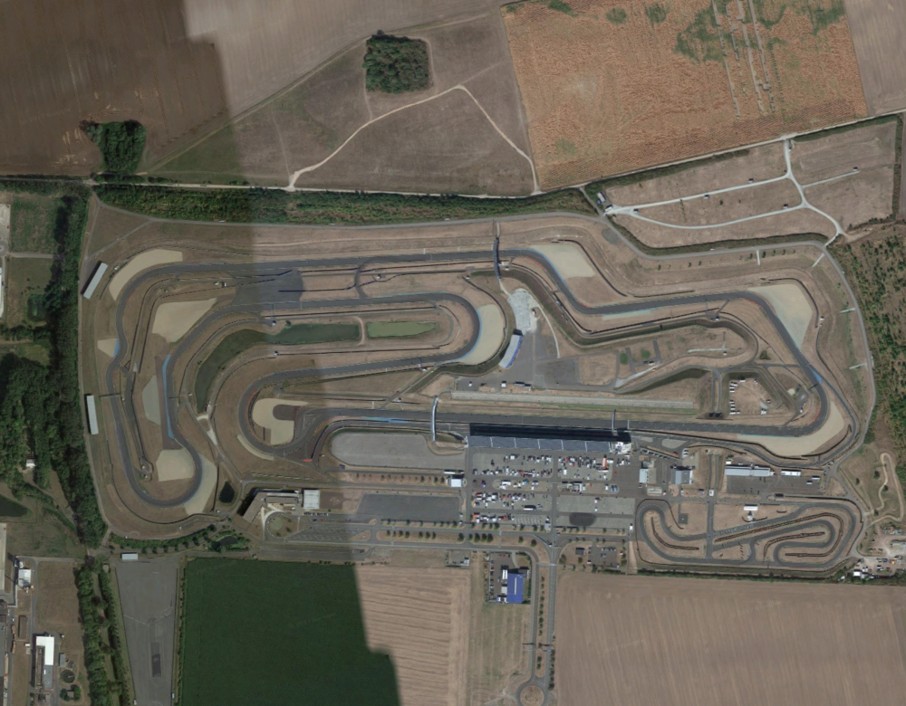 Round Four - Oschersleben, Germany