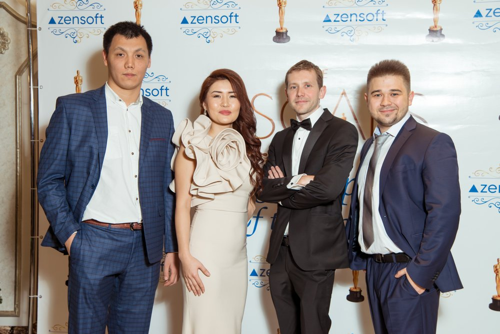 New year party with Zensoft Top management 2017.JPG