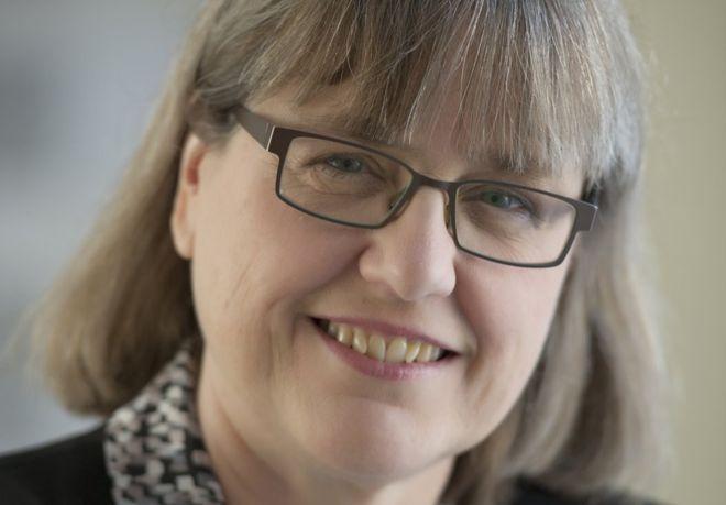 Донна Стрикленд. Фото: BBC