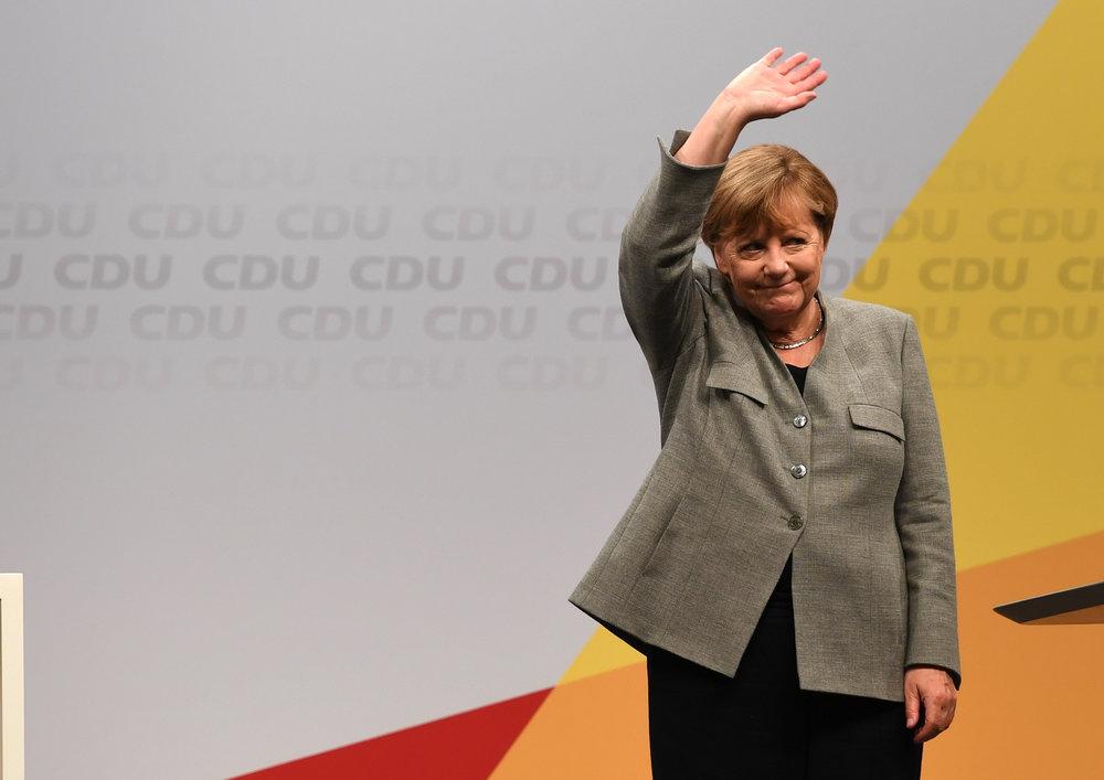 Patrik Stollarz—AFP/Getty Images