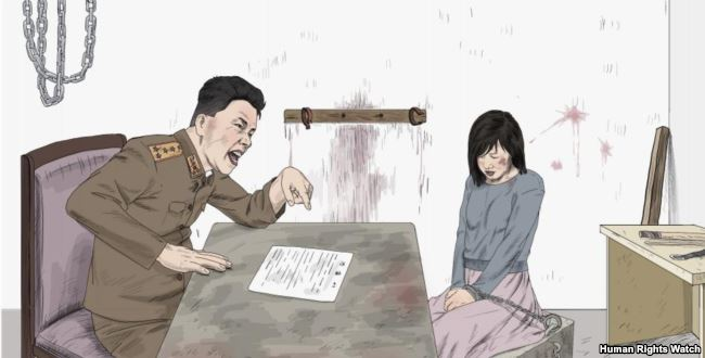 Рисунок: Чхве Сон Гук