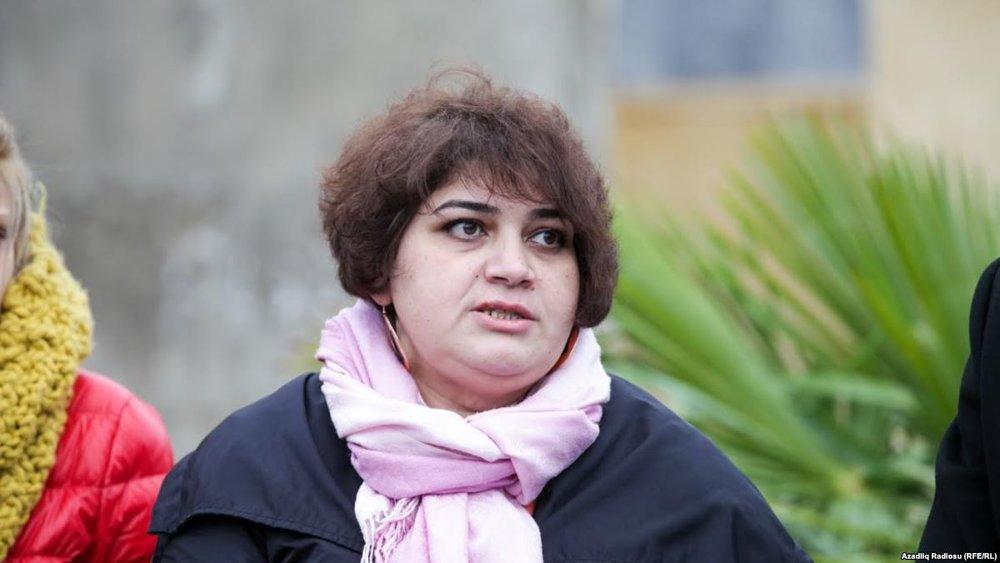 Хадиджа Исмаилова