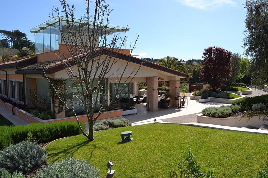 In Villa Eventi Roma