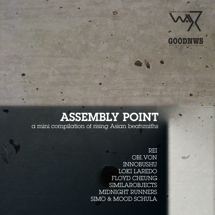 Assembly Point : A mini compilation of rising Asian Beatsmiths