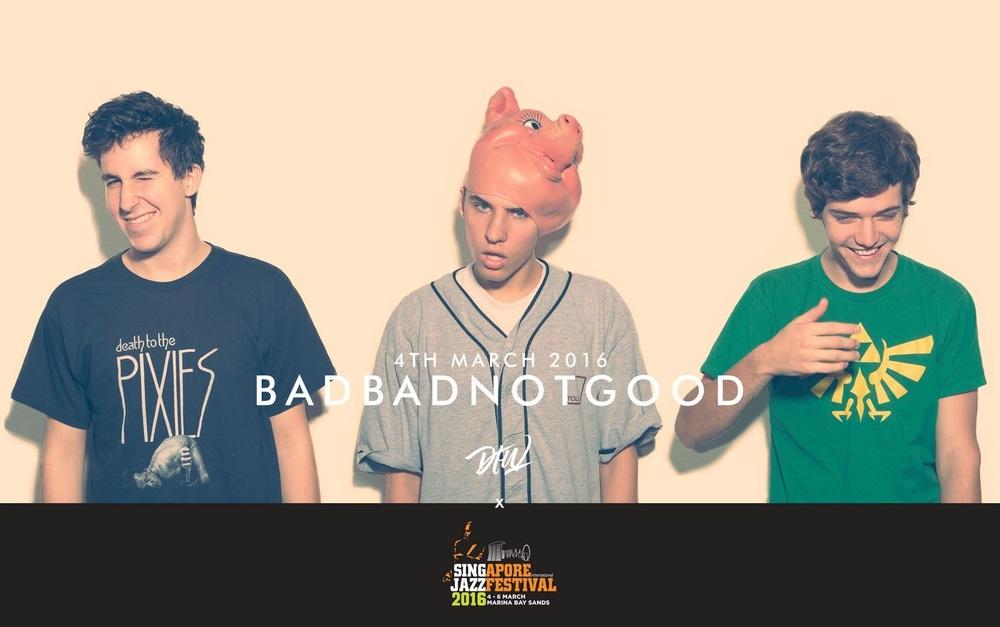 8eb7d0c87d BADBADNOTGOOD (BBNG) - CONNECTING HIP HOP AND JAZZ
