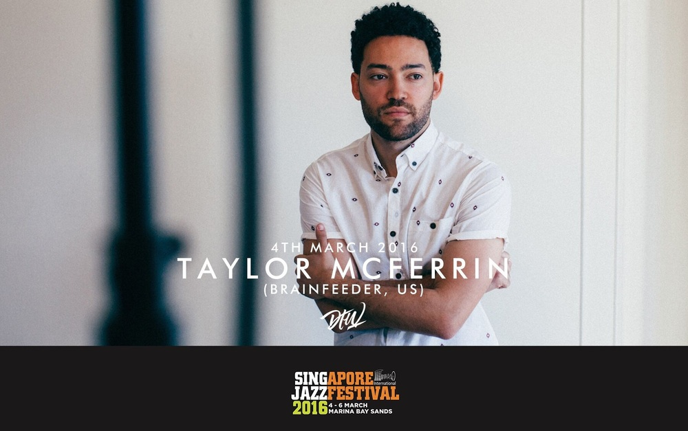 7c82d40e47 Taylor McFerrin s taste in music is deeply rooted in hip hop as he grew up  listening to a lot of hip hop producers such as DJ Premier and Madlib.