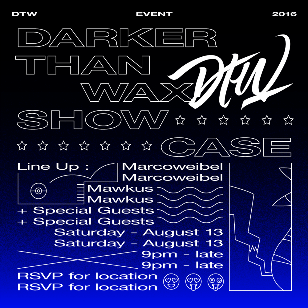 9d54f744f1 We re throwing a very exclusive showcase in New York City on Saturday  night
