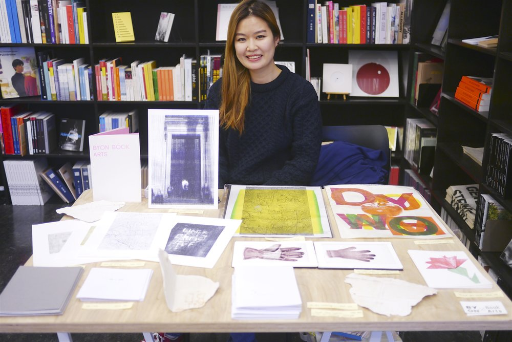 BYON Book Arts (South Korea/United Kingdom)