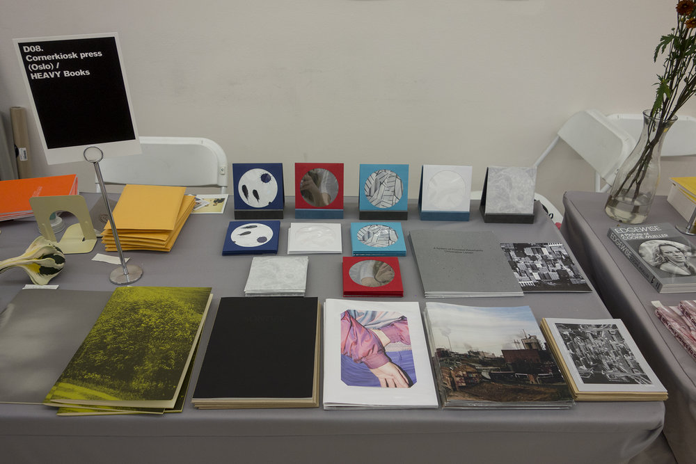 New York Art Book Fair 2014