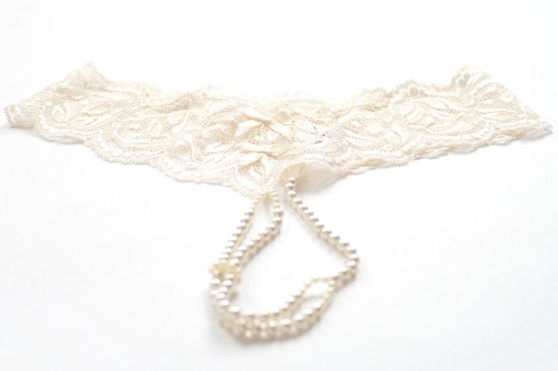 40e8f2dcd Bracli Pearl Thong — Tallulah Lingerie