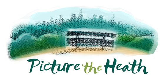 Let the Heath inspire you...let your painting inspire others