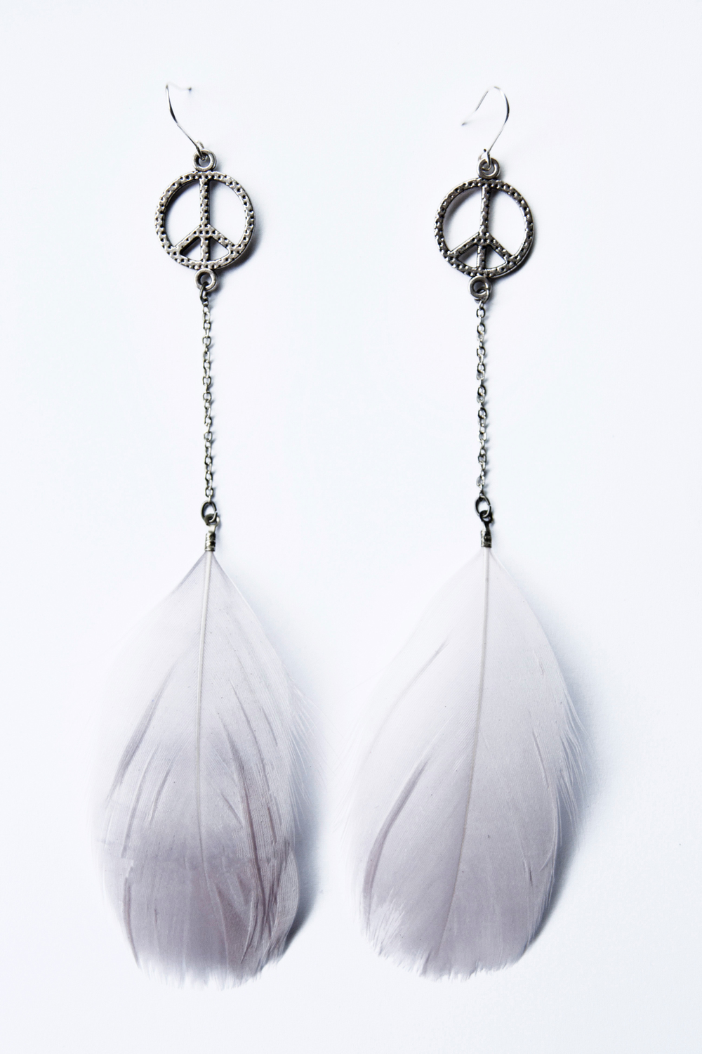 Grey Peace Feather earring (9106G).jpg