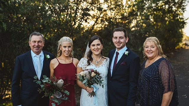 ✨Our family, by the favourite @ryannoreiks ✨Thank you to everyone who made Courtney and Ben's wedding such a special day, lots of love from all of us✨ #wedding #photography #brisbane #family #love #weddingphotography #weddingphotographer #bouquet #natives