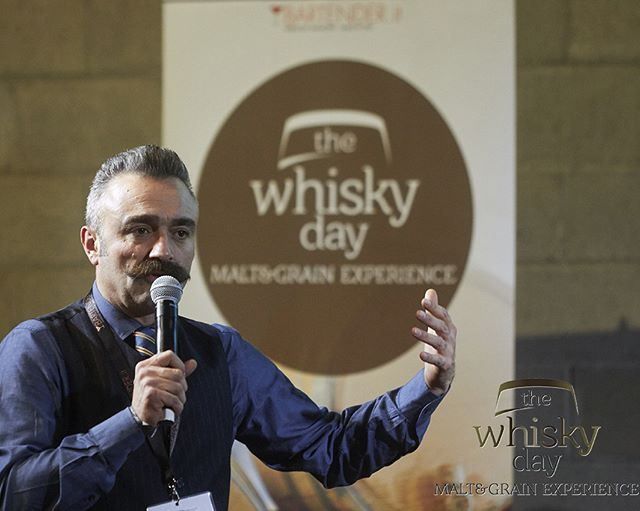@thespeakslow told us that to learn about whisky, you have to drink it!
