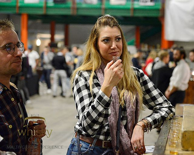 Are you still thinking at theWHISKYday? Check the event photo gallery on our Facebook page.