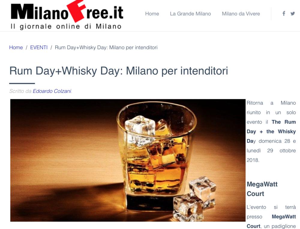 Milano free -