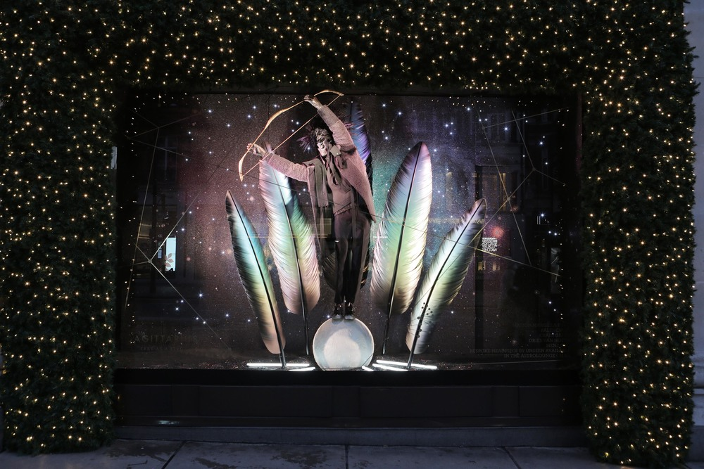Selfridges Christmas Windows 2015_Journey to the Stars_Zodiac Sagittariu....jpg