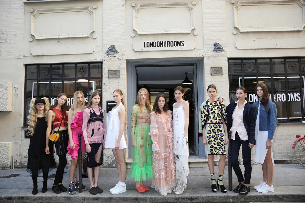 사진/ 영국 패션 협회 제공