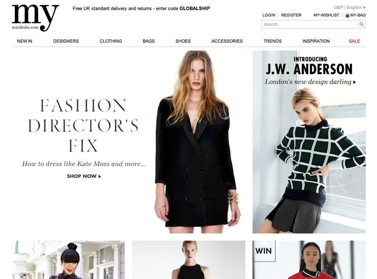 수지 버블이 톱 5 블로거 중 한명으로 선정되어 자신의 스타일을 멋지게 잘 보여준 전문 패션 쇼핑몰 마이 워드로브 사진 출처:http://www.my-wardrobe.com