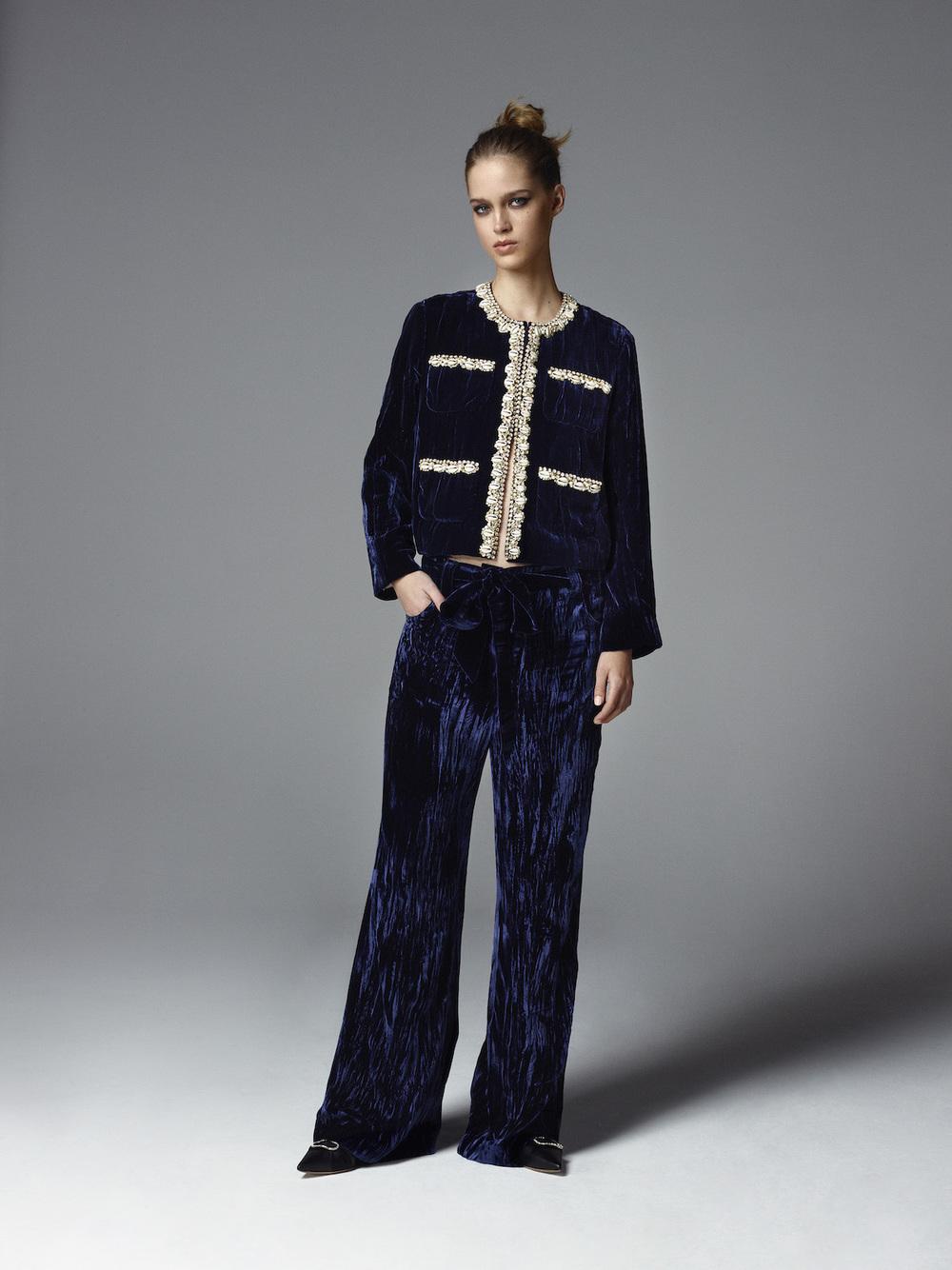 Grace Wales Bonner의 여성복 라인