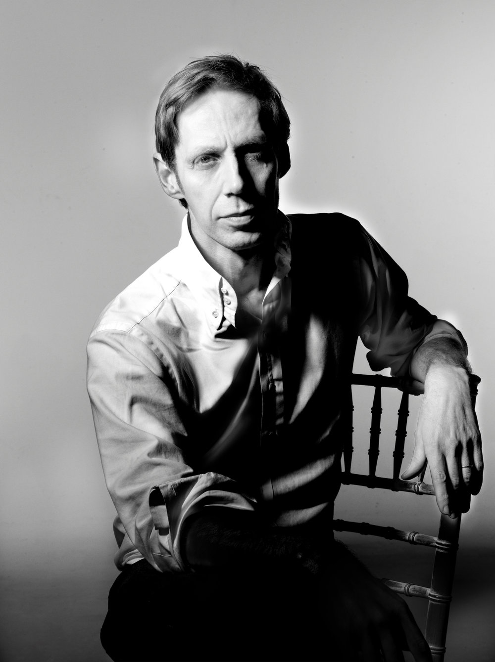 Portrait of Nick Knight ⓒ NICK KNIGHT