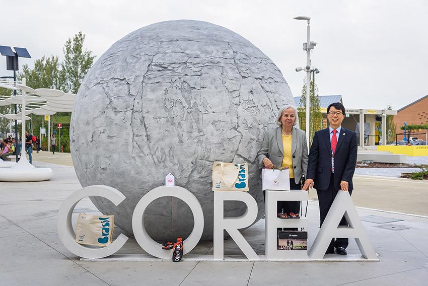 Exchange Brazil-Korea
