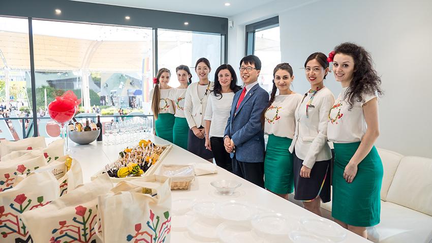 Exchange Korea-Moldova
