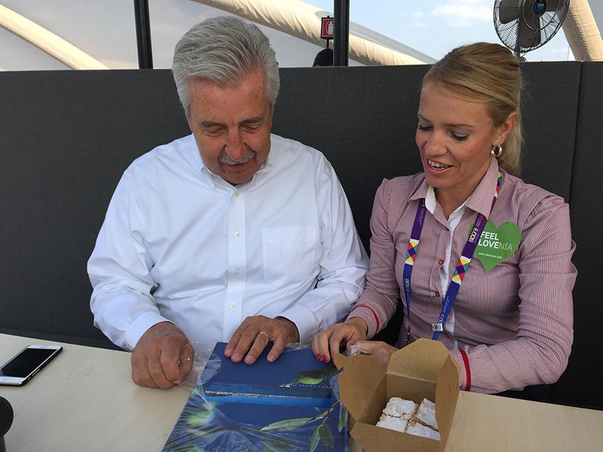 Exchange Slovenia-Mexico