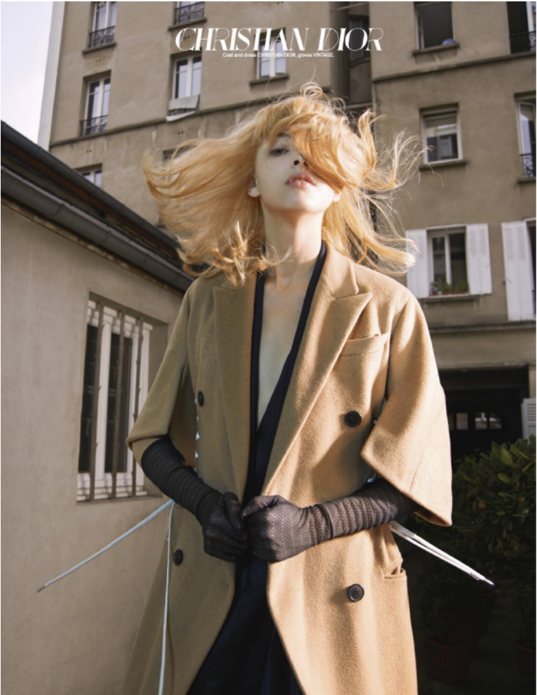 Violet issue 2 - ph. Sophie Delaporte