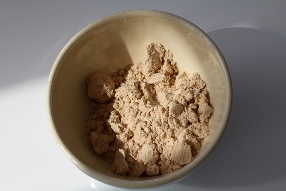 Maca, the energy powder from Peru. And it's legal!