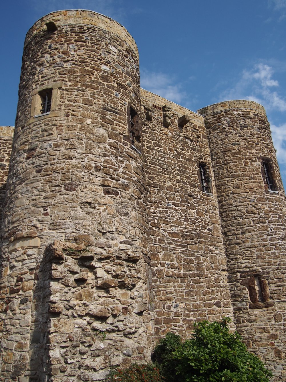 Rye Castle, East Sussex.