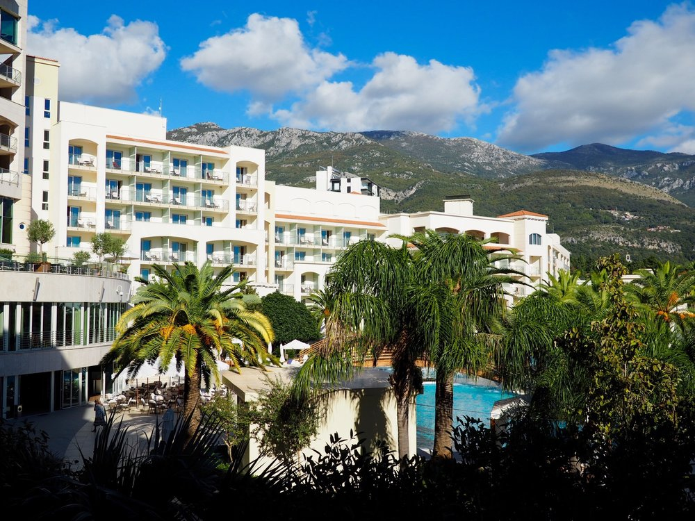 Hotel Splendid, Budva, Montenegro