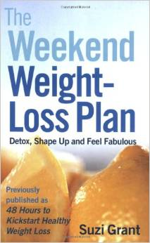 The Weekend Weight-Loss Plan book by Suzi Grant