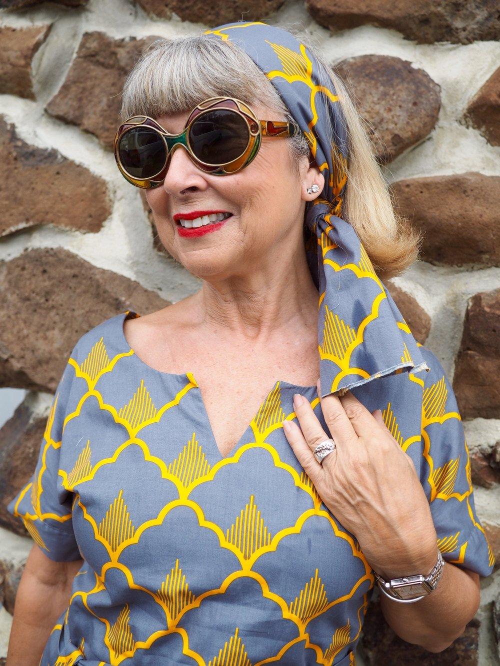 Claudette style. Massuri, Australia.