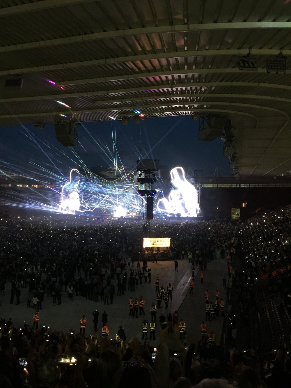 Robbie Williams in Southampton