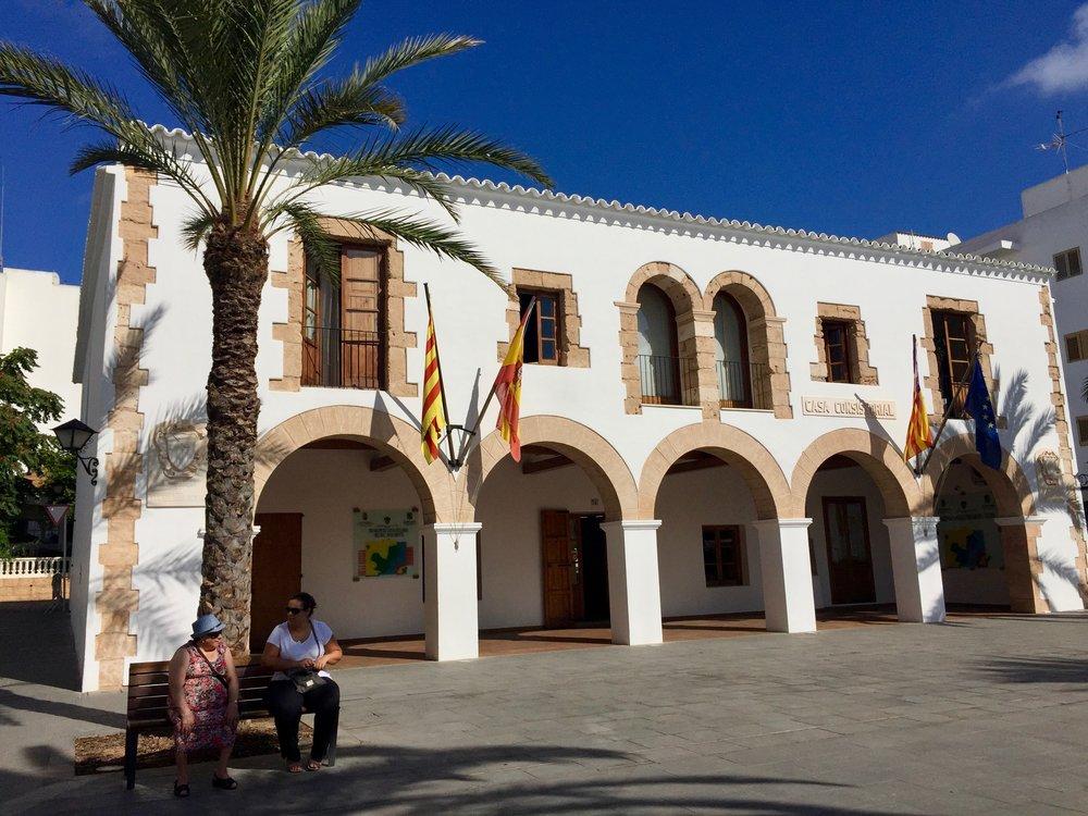 Santa Eulalia Town Hall