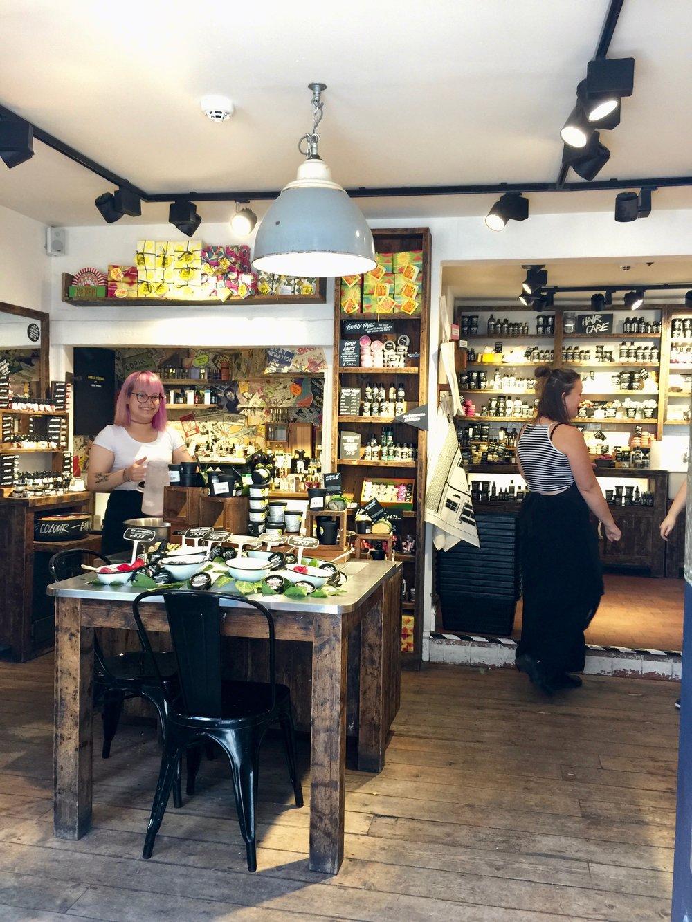 Poole shop
