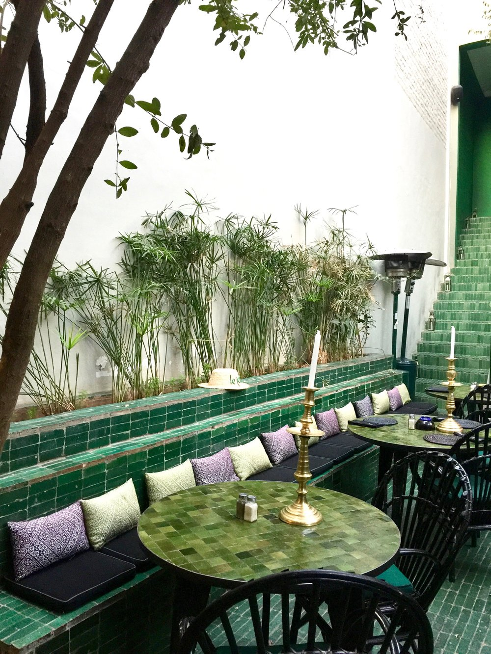 Le Jardin, Marrakech.