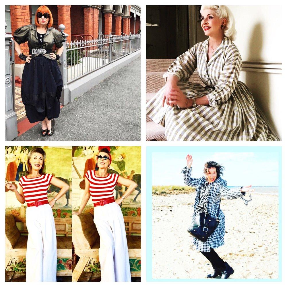 Vintage Ladies, Vintage Style