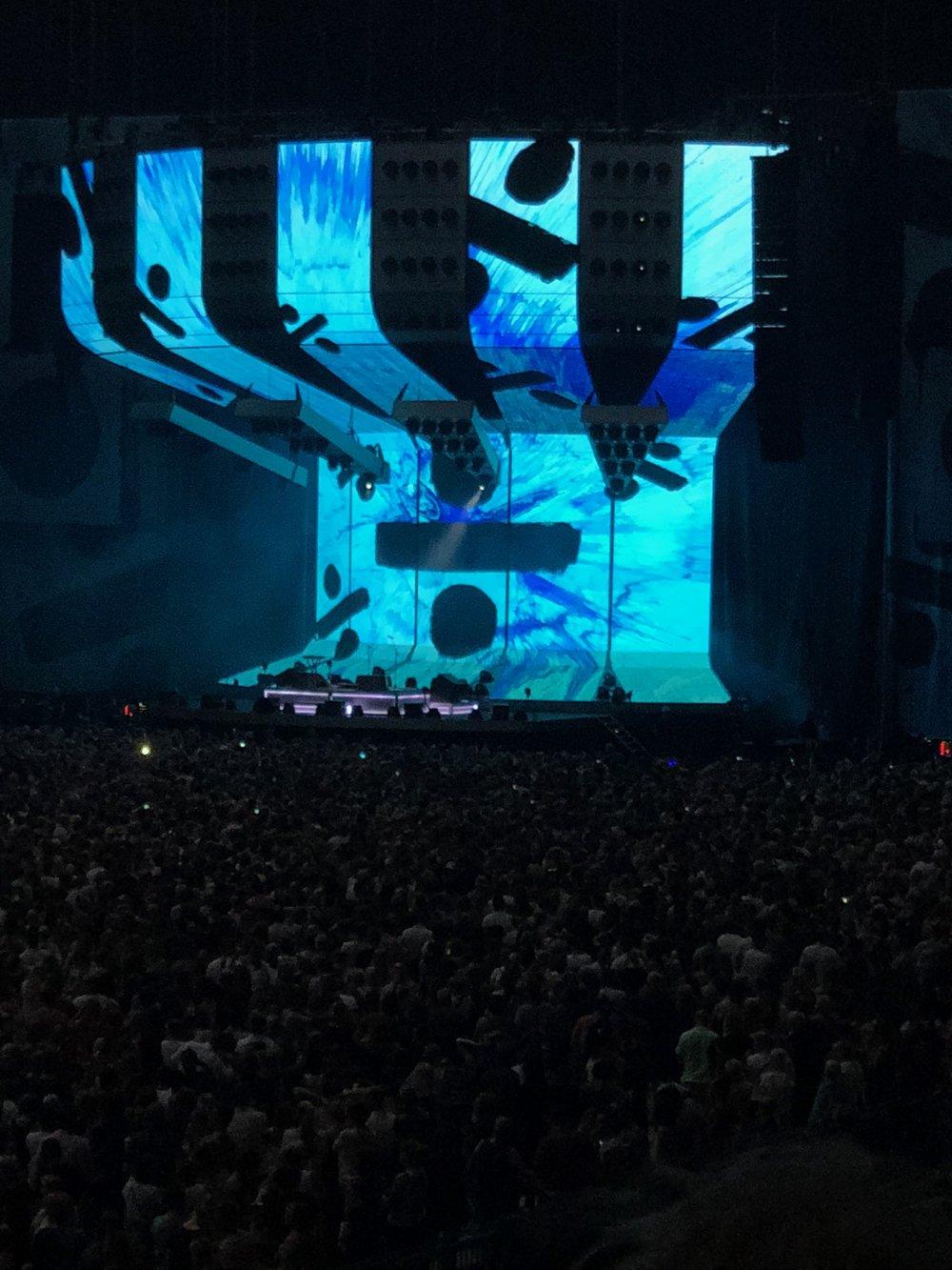 Ed Sheeran in Amsterdam