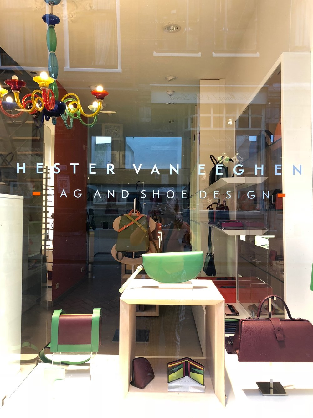 Boutique in Amsterdam
