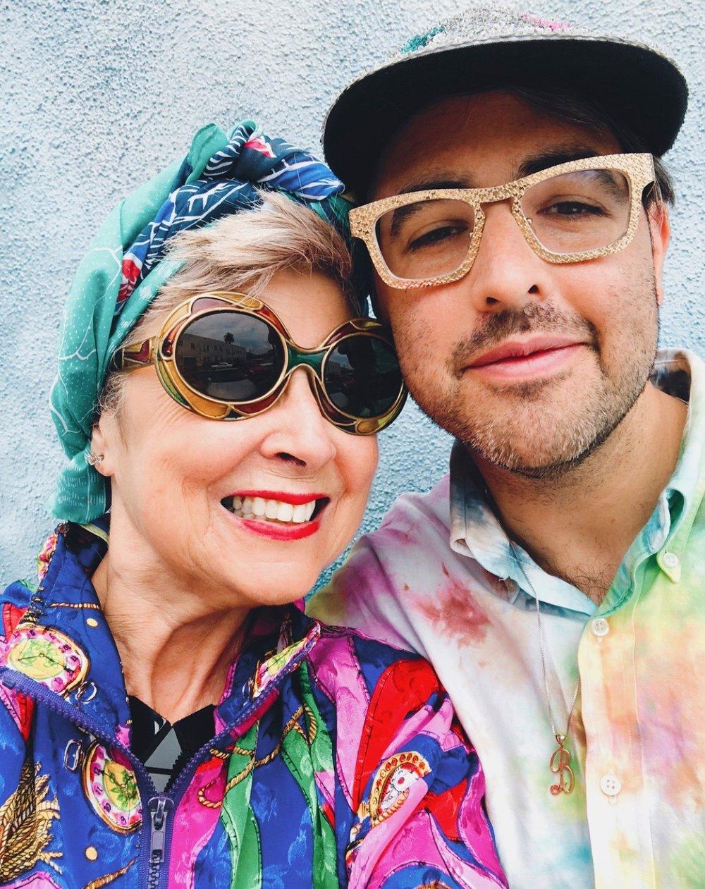 Suzi Grant & Ari Seth Cohen