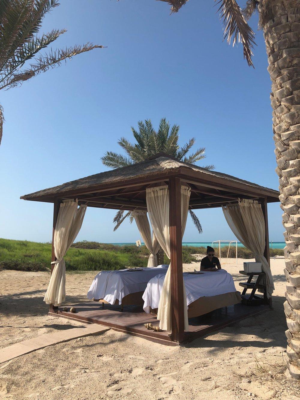 MASSAGE ON THE BEACH, ST. REGIS, ABU DHABI.jpg