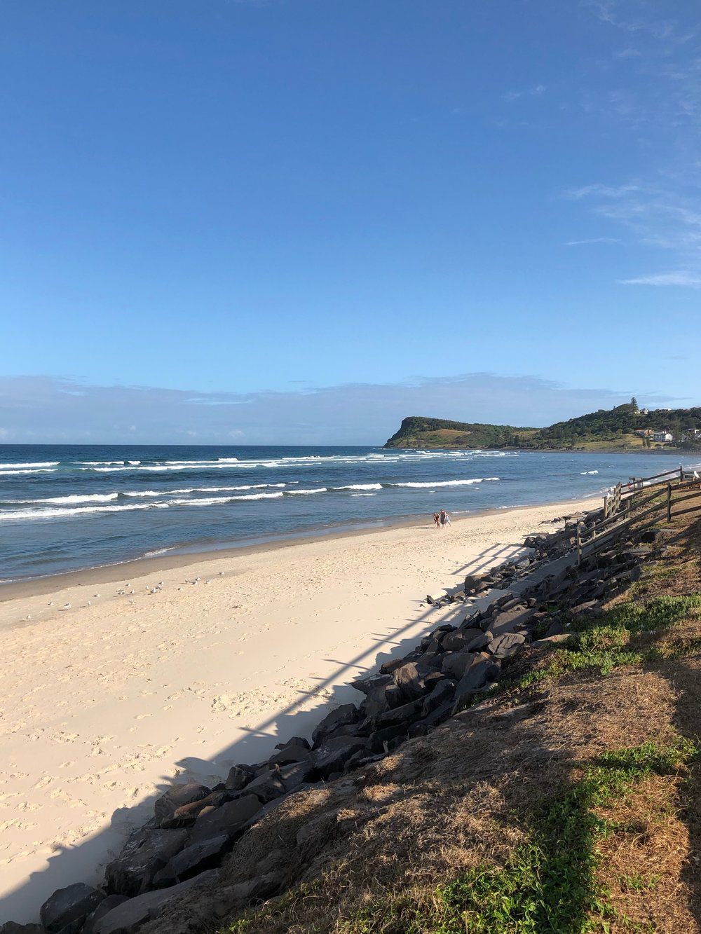 Lennox Head is worth a visit