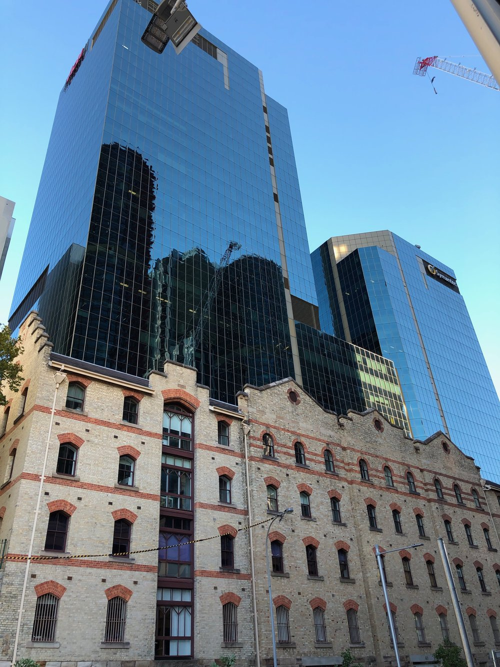 Walk from Darling Harbour to Circular Quay