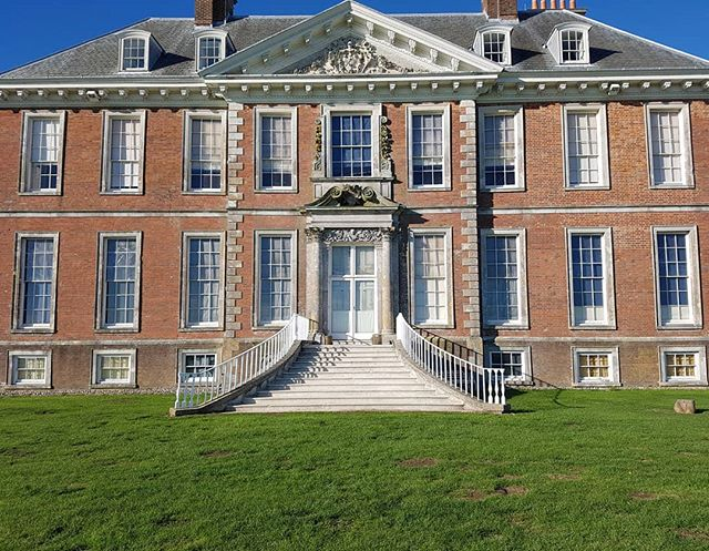 Is there a more beautiful country house than Uppark in Sussex? #uppark #nationaltrust #house #countryhouse #sussex #england🇬🇧