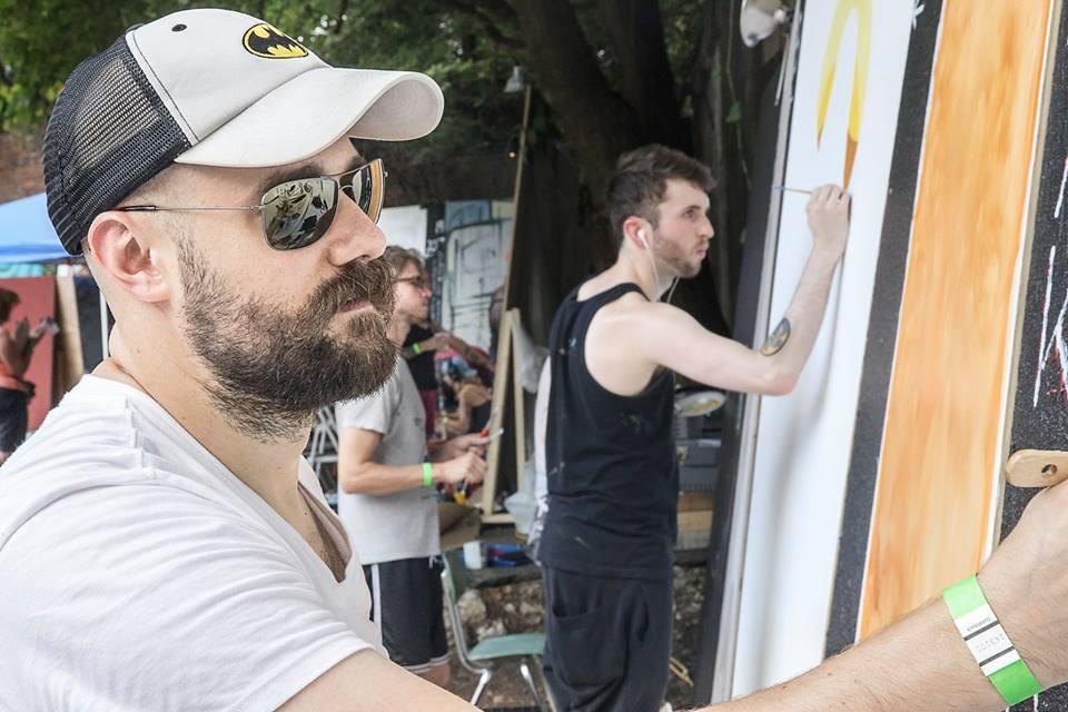 GALLERY: Urban Scrawl Art Festival