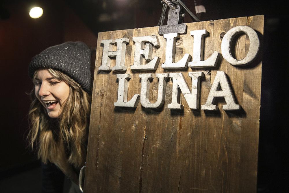 GALLERY: Hello Luna CD Release
